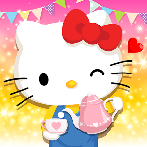 Hello Kitty Dream Cafe Mod and Unlimited Money APK