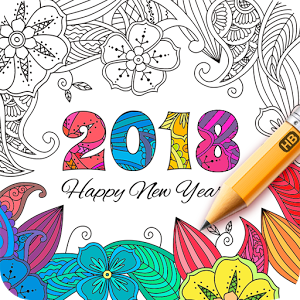 Coloring Book 2018 V119 Ad Free