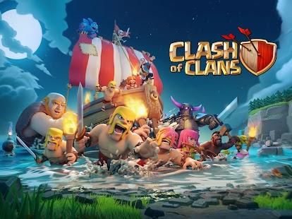 Clash of Clans v9.24.1 Mod APK