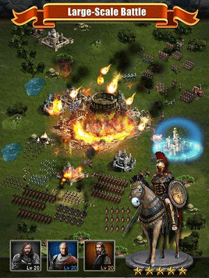 Clash of kings mod apk | download free android games youtube.
