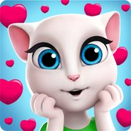talking angela apk mod unlimited coins