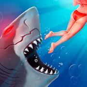 download hungry shark mod apk terbaru 2018