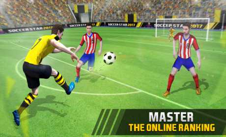 Soccer Star 2017 Top Leagues 0 5 7 + Mod(Unlimited Money)