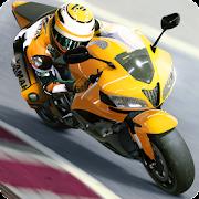 Highway Rider- Furious moto speed racing game Mod Apk 1.1.0