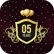 Download Wedding Anniversary Invitation Card Maker Apk