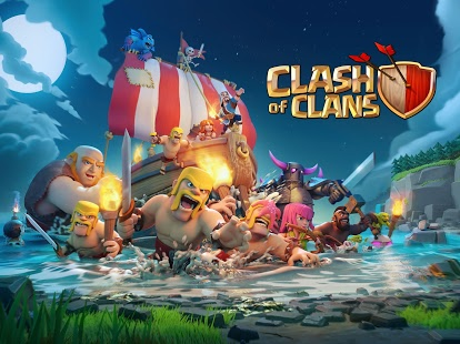 Clash of Clans Latest Version 9.24.15 - Android Game APK
