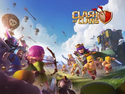 Clash of Clans v8 709 24 Mod APK - Unlimited Money Mod APK Download