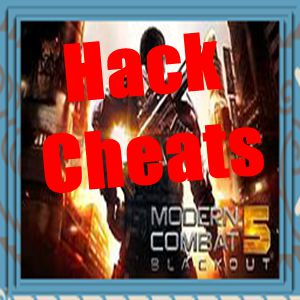 Modern Combat 5: Blackout Hack and Cheat - Unlimited Ammo Unlock all Weapons APK
