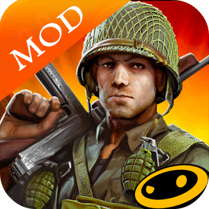 FRONTLINE COMMANDO: D-DAY Mod and Hack APK