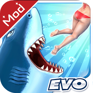 Hungry Shark Evolution Mod and Hack Hack - Cheats for Android hack proof