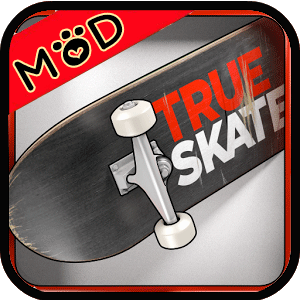 True Skate Mod and Hack   Maps credits and Money Unlimited  Hack Resources (Android/iOS) proof