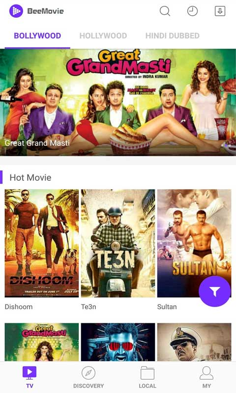 new release movies download apk