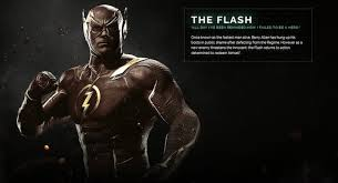 Injustice 2 THE FLASH