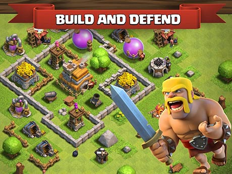 Download Clash of Clans v9 24 7 android Download + Mod Apk 9 24 7