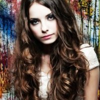 dumbperson496 just reviewed <b>World Factbook</b> APK - cheap-beautiful-lace-front-synthetic-wig-long-curly-medium-golden-brown-free-shipping-online-t08865